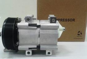 Compressor Ar Condicionado Ford F250 F350 F4000 8pk Novo