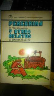 Libro Físico Peregrina Manuel Díaz Rodríguez