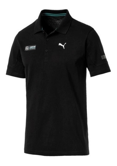 Playera Puma Mercedes Amg Petronas Polo 2019