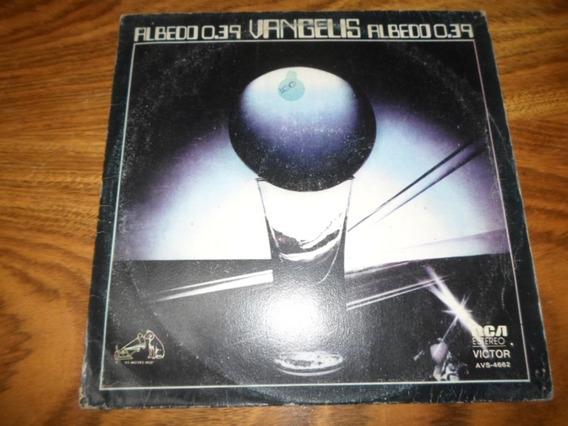 Vangelis - Albedo 0.39 * Disco De Vinilo