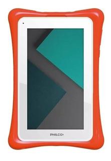 Tablet 7 Philco Tp7a4 7.1 Nougat+funda Kids De Regalo
