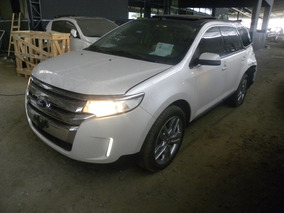 Sucata Ford Edge 3.5 Limited Awd 5p