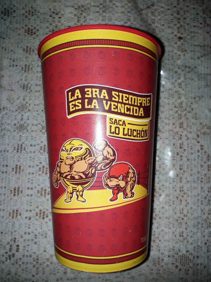 Vaso De Cerveza Victoria Saca Lo Luchon