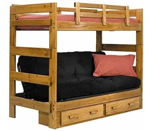 Twin Over Futon Bunk Bed 4 419 000