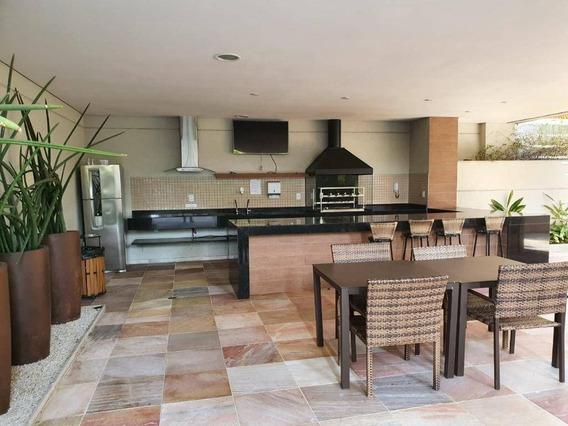 Apartamento Com 1 Dormitório Para Alugar, 48 M² Por R$ 1.550/mês - Vila Arens I - Jundiaí/sp - Ap3172