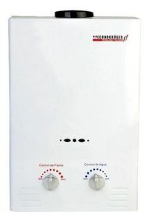 Calentador Instantáneo Kruger Mod 4406 Gas 6 L