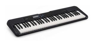 Teclado Organeta Casio Ct-s300 Sensibilidad Usb Adaptador