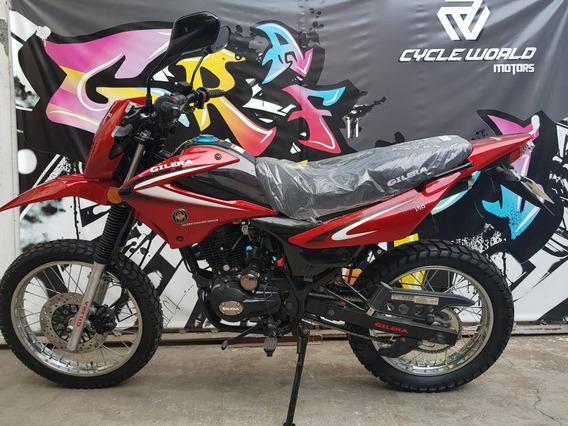 Moto Gilera Smx 150 0km 2019 Tipo Skua 12y18 Cuotas 25/5