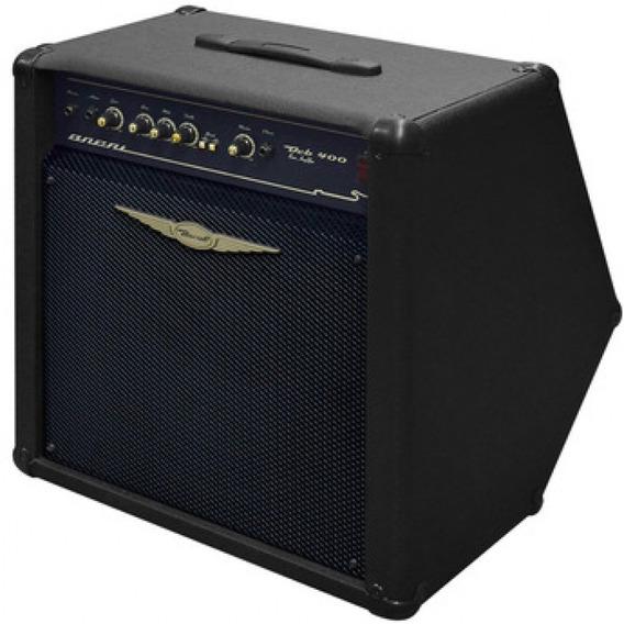 Amplificador Cubo Contra Baixo Oneal Ocb 400n Cr 120w Rms