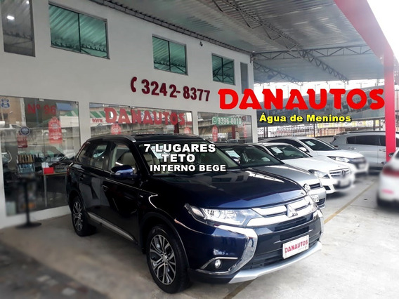 Outlander 3.0 Gt 4x4 V6 Automática Gasolina 2017