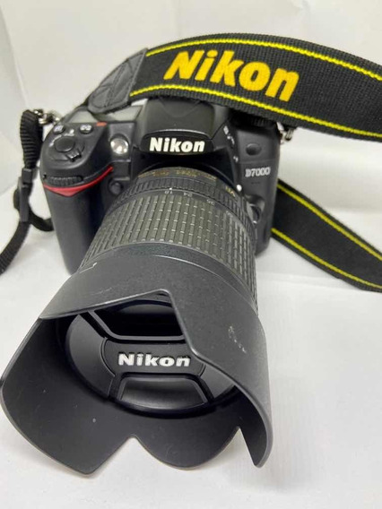 Câmera D7000 + 3 Lentes+ Flash + Mochila Profissional Barato
