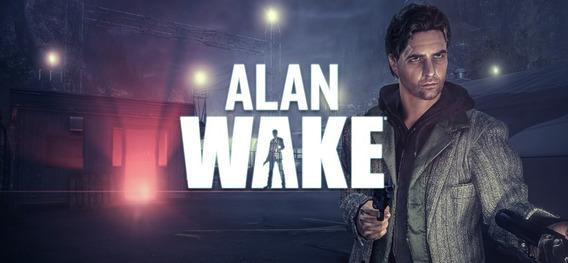 Alan Wake Pc Original Envio Grátis Sg