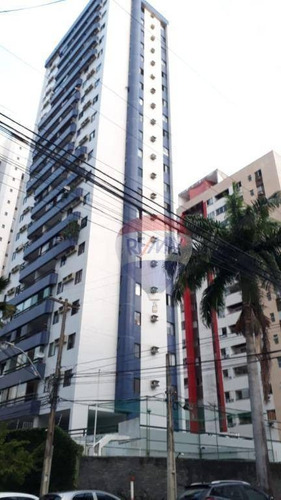 Apartamento À Venda, 90 M² Por R$ 485.000,00 - Boa Viagem - Recife/pe - Ap1643