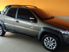 Fiat Strada Adventure 1.8 Cd Flex 2014 Jer Pickups