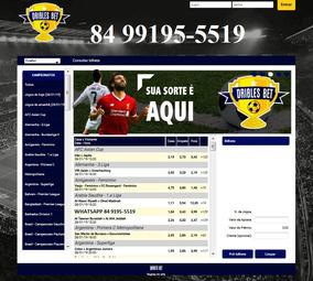 Aluguel Sistema Banca Site De Apostas Futebol Esportivas