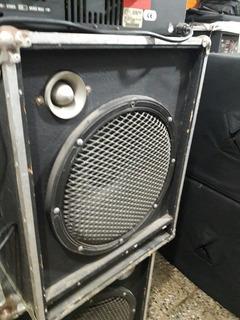 Bafles Exponenciales Ev Electro Voice Con Driver Domo Titani