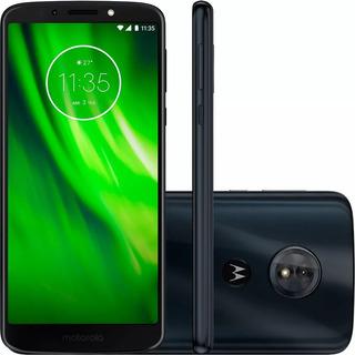 Celular Moto G6 Play Xt1922 32gb Original Dual Envio Imediat