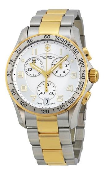 Relógio Victorinox Chrono Classic 241509