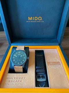Reloj Mido Automático Multifort M032607a Ed Especial Gtia!