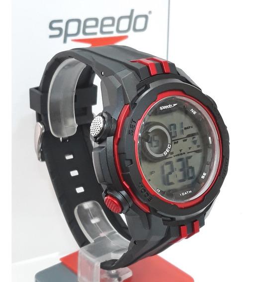 Relógio Esportivo Digital Masculino Speedo 65094g0evnp1