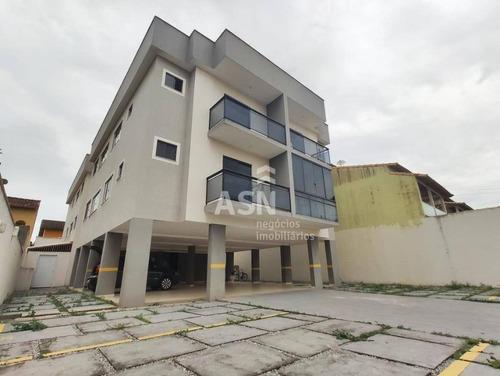 Apartamento À Venda, 67 M² Por R$ 210.000,00 - Atlântica - Rio Das Ostras/rj - Ap0050