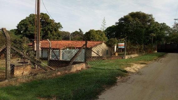 Chácara À Venda, 2500 M² Por R$ 600.000,00 - Além Linha - Sorocaba/sp - Ch0404
