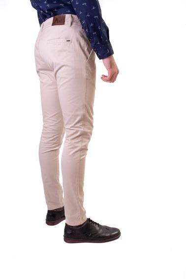 Pantalon Absolutjoy De Vestir - Modelo Ryan - Chupin