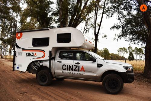 Camper Camioneta Doble Cabina Mediana Cinzia