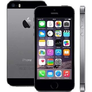 Apple iPhone 5s 16gb Cinza Espacial Perfeito