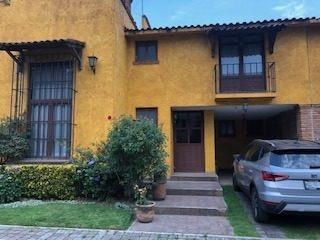 Casa En Renta Metepec Las Mitras 15-cr-6553