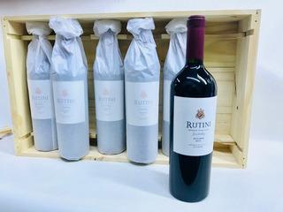 Rutini Gualtallary 2014 Estuche Cofre Madera 6 Vinos- Once