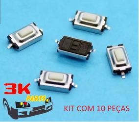 Micro Chave Botão Táctil Placa Telec. Gm/peugeot/vw/citroen