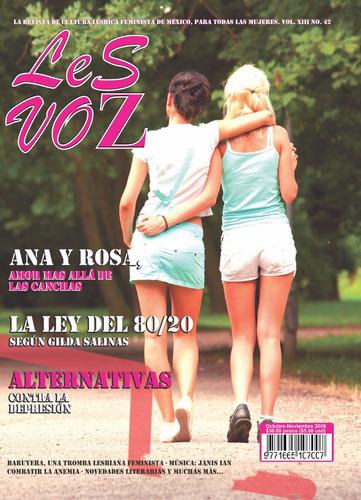 Revista Lesvoz #42, 2009, Cultura Lésbica Feminista