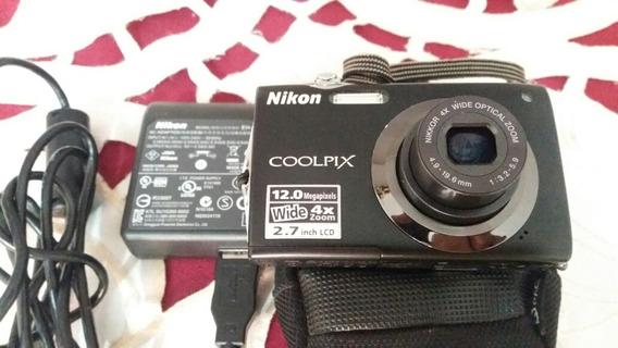 Cámara Nikon Coolpix S300