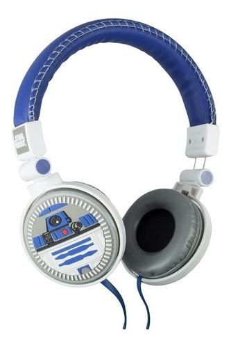 Imagen 1 de 2 de Auricular Vincha Disney Star Wars R2-d2 One For All