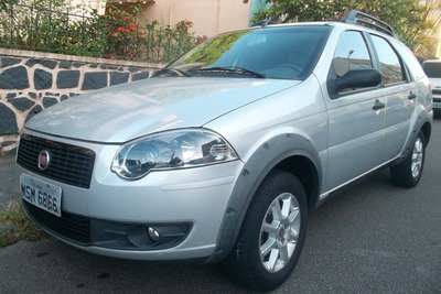 Fiat Palio Weekend 1.4 Trekking Flex 5p
