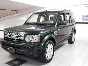 Land Rover Discovery 4 Se 3.0 Bi Turbo 2011 Verde Caramelo