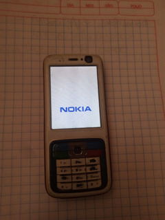 Telefono Nokia N73 Con Detalle Telcel