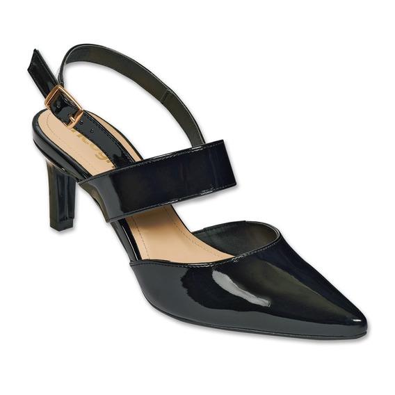 Zapatos De Tacón Color Negro Para Dama Del 23 Al 27. 040d95