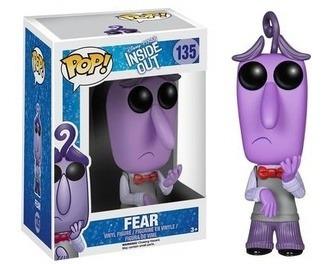 Funko Pop! Disney Inside Out Fear - Funko Pop