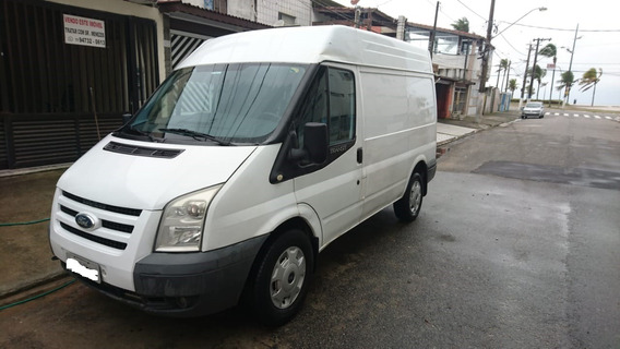 Ford Transit - Curto - Diesel - 2011 - 102.000km Conservada
