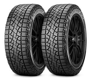 Kit X2 Pirelli 215/80 R16 Scorpion Atr Neumen Ahora18