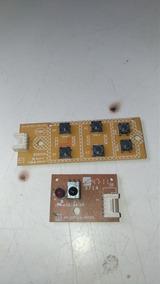 Teclado E Sensor Do Remoto Tv Philco Ph32m4