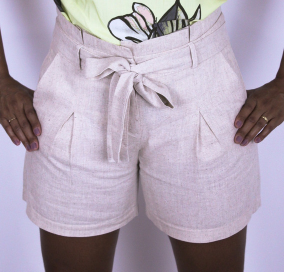 Short Feminino Clochard