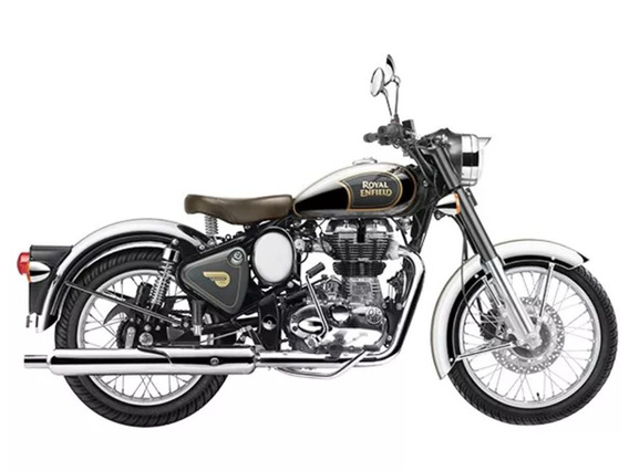 Royal Enfield Classic Crhome Bs3