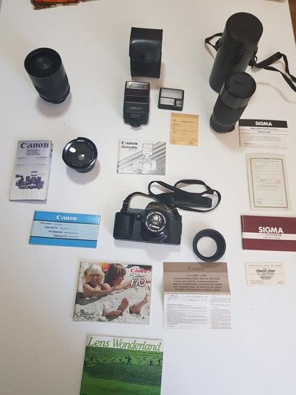 Câmera Usada Canon