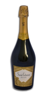 Champagne Saint Felicien Nature (envio Gratis Bs. As. Xcaja)