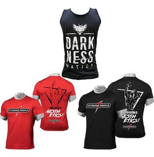 Kit Camisetas Integral Dark