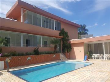 Casa Em Atibaia - Venda Porteira Fechada