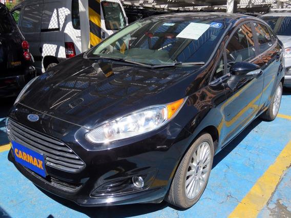 Ford Fiesta Titanium 2016 Aut Financiación Hasta Del 100%